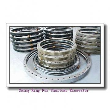Triple Row Roller Slewing Bearing Ring for Port Crane