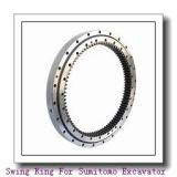 Slewing Bearing for Waste Water Treatment Plants